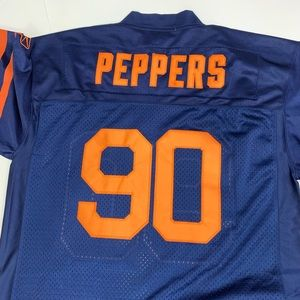 NFL Chicago Bears Rbk Authentic Peppers 90